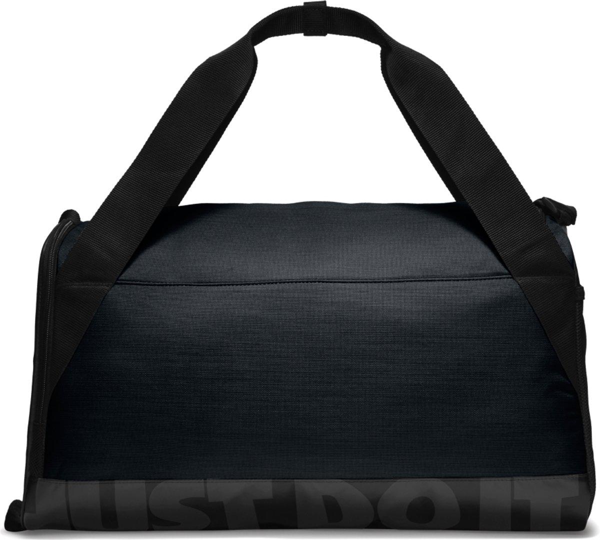 636021e08c6 Nike Brasil Duffel Bag Sporttas Unisex - Small - Zwart