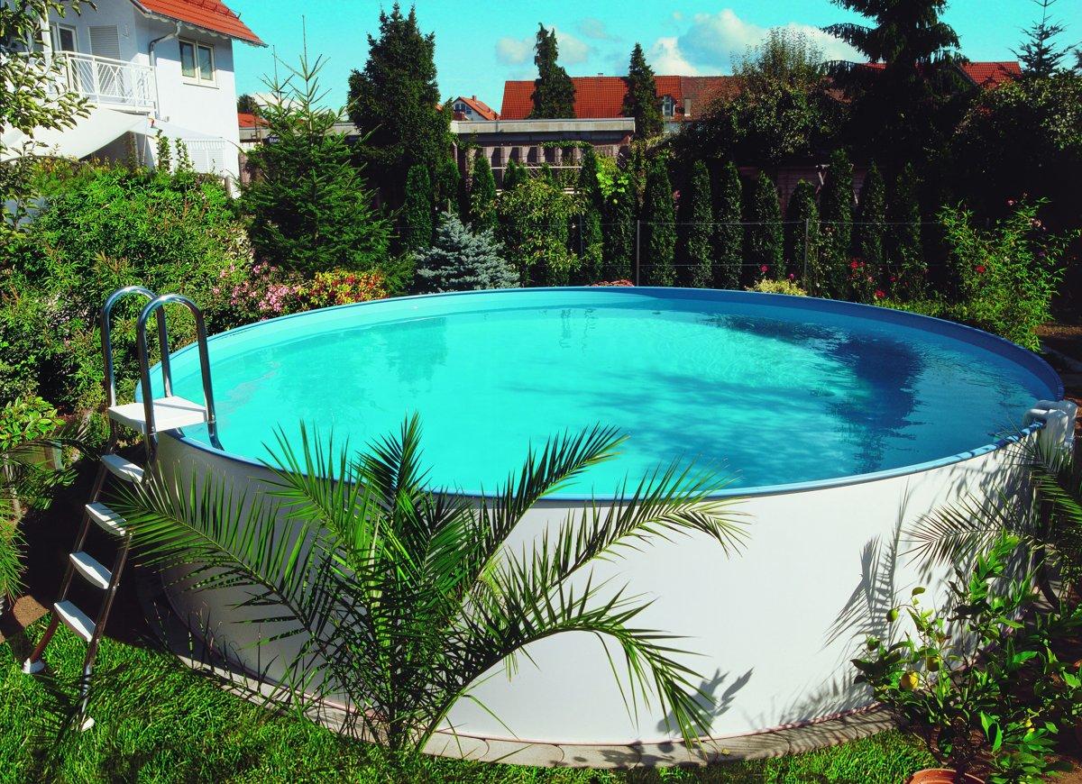 Zwembad Galaxy Rond 420 cm x 150 cm.