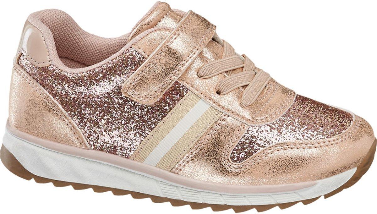Cupcake Couture Kinderen Koper kleurige sneaker glitters - Maat 30 kopen