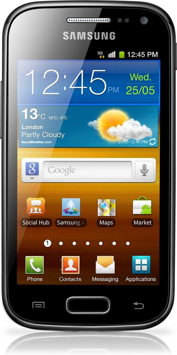 Samsung Galaxy Ace 2 - 4GB - Zwart kopen