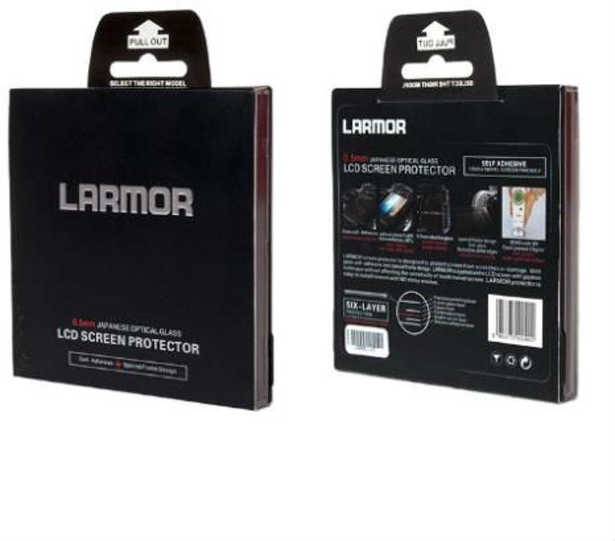 GGS IV Larmor screenprotector Canon EOS M3 kopen