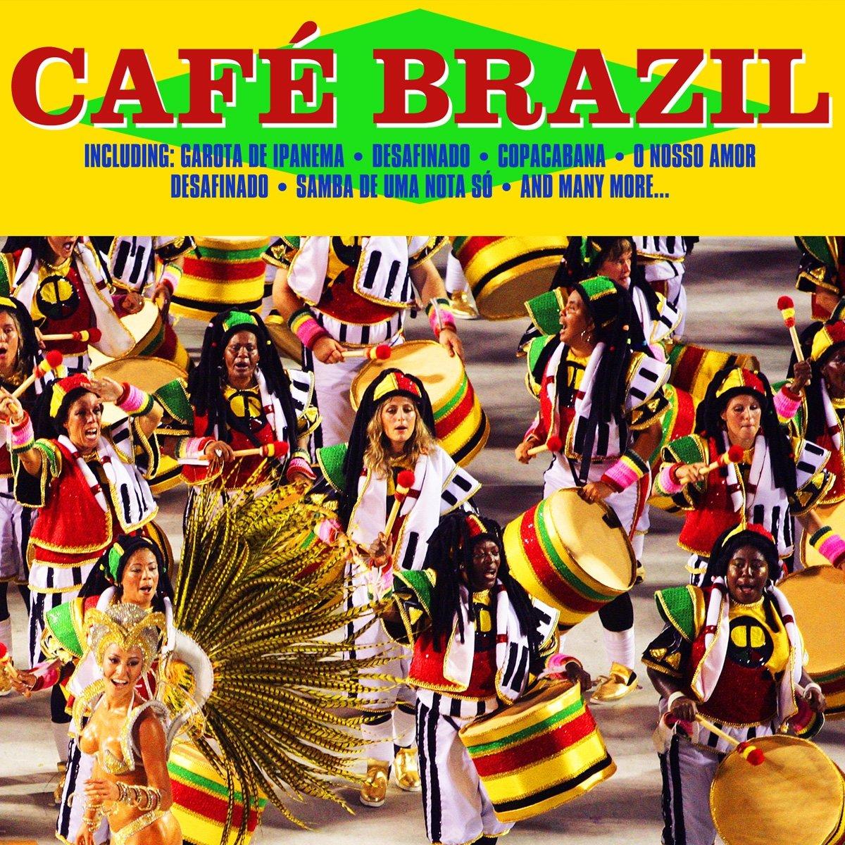 VARIOUS - Cafe Brazil | CD kopen