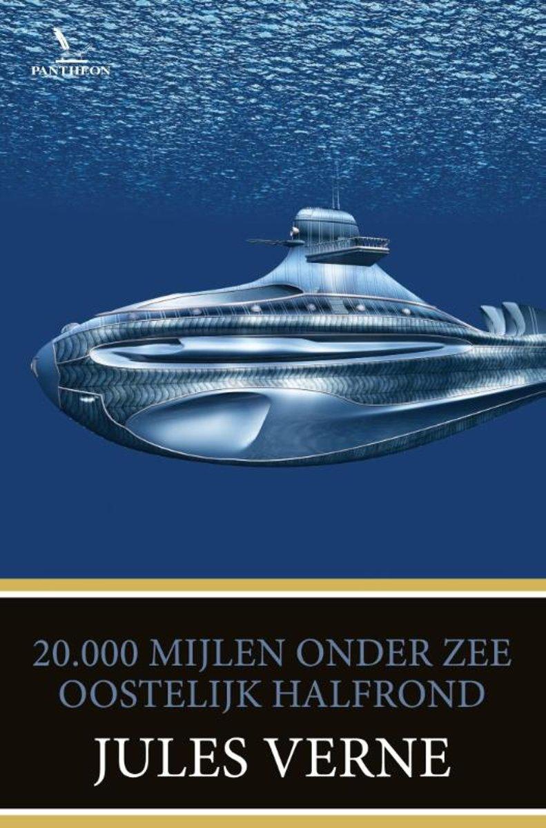 bol.com | Jules Verne - 20.000 mijlen onder zee Oostelijk halfrond, Jules  Verne | 9789049901530.