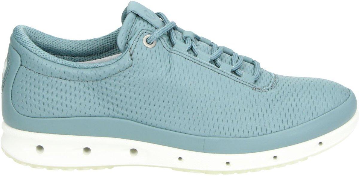 | ECCO Cool dames sneaker Blauw Maat 37