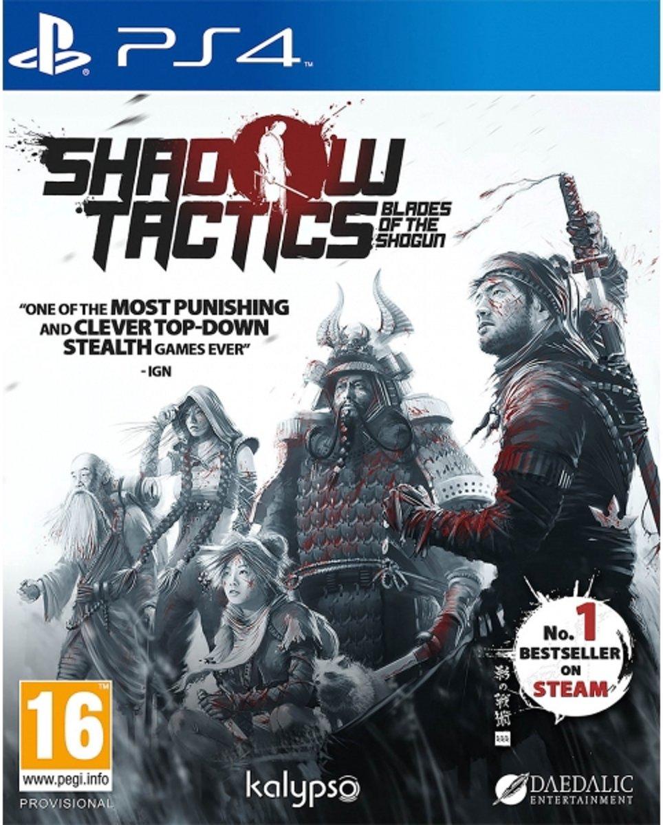 Shadow Tactics - Blades of The Shogun voor €7,99
