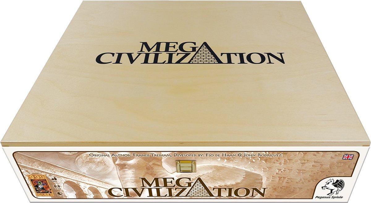 Mega Civilization Bordspel