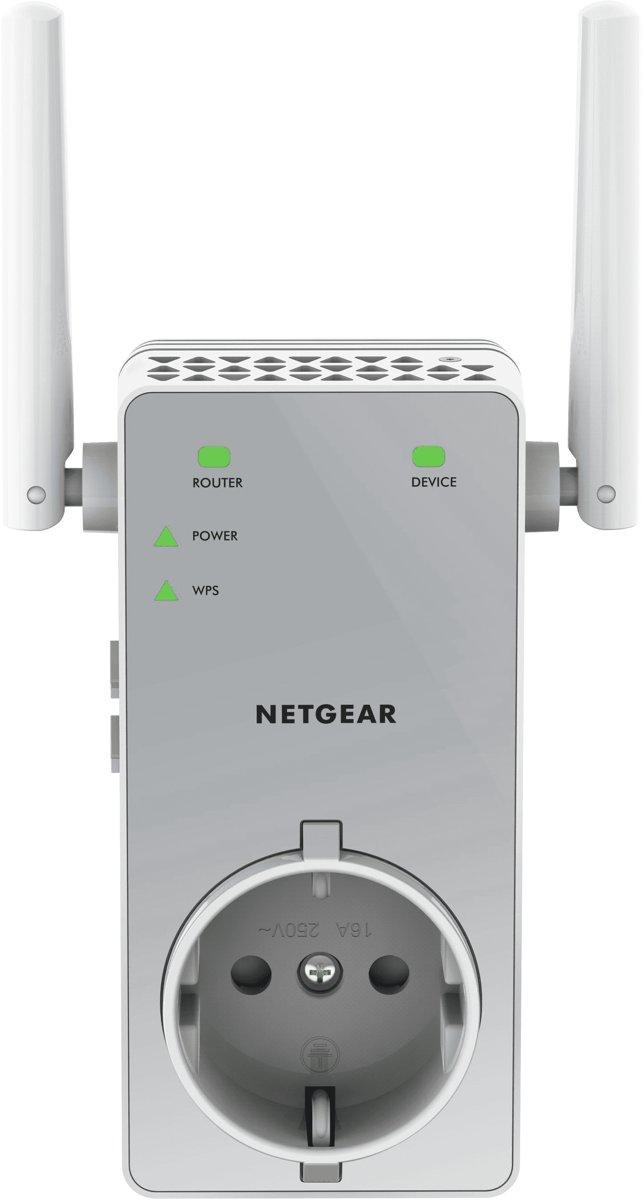 Netgear AC750 Network transmitter Grijs kopen