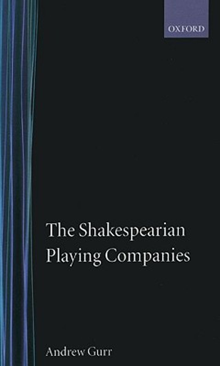 playing companies and commerce in shakespeare s time knutson roslyn l ander