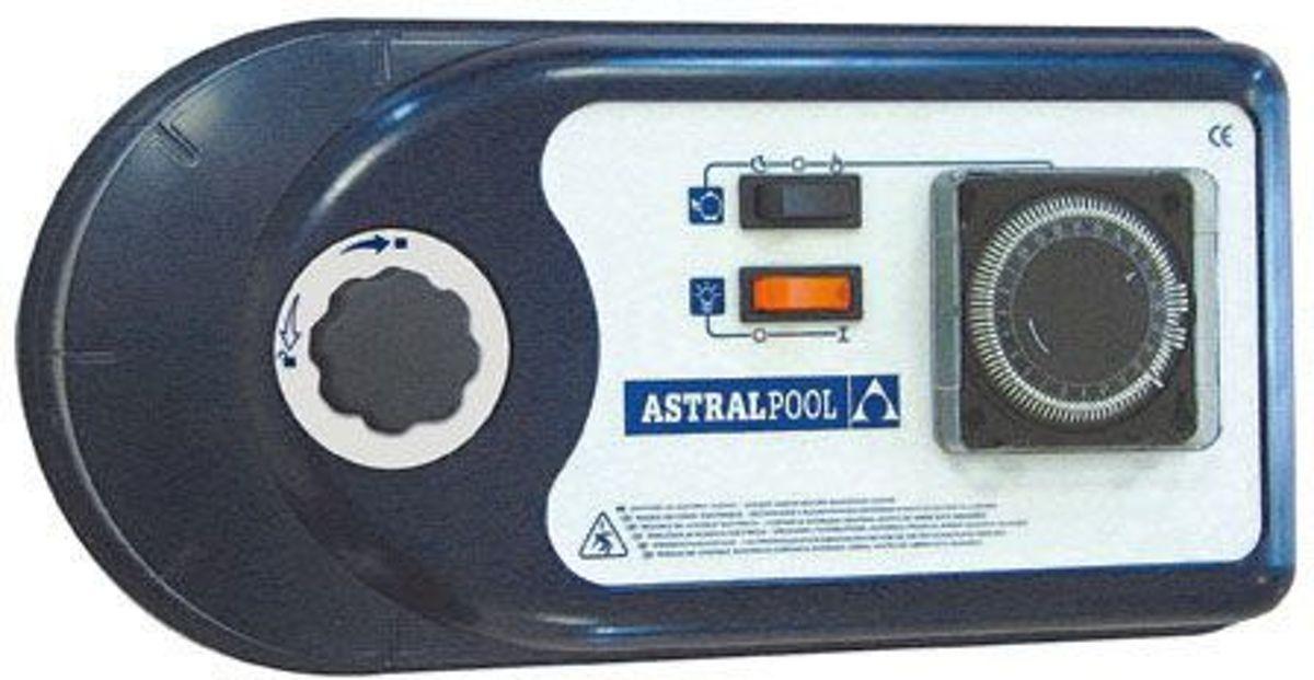Astral filtersturing - motorbeveiliging 2,4-4A - transformator 600W voor zwembadpompen en verlichting