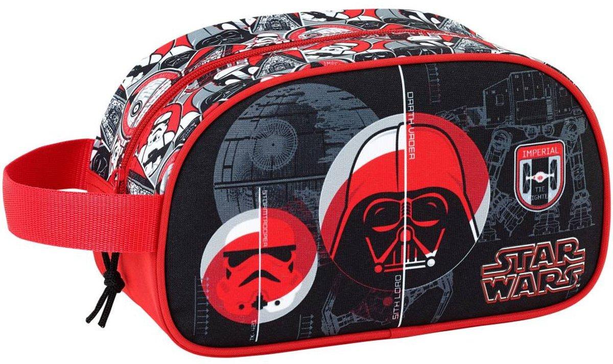 Star Wars Galactic Mission - Toilettas - 26 cm - Multi kopen
