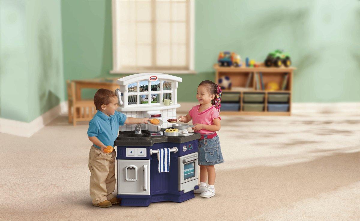 Little Tikes Keuken : Bol little tikes keuken side by side speelkeuken little