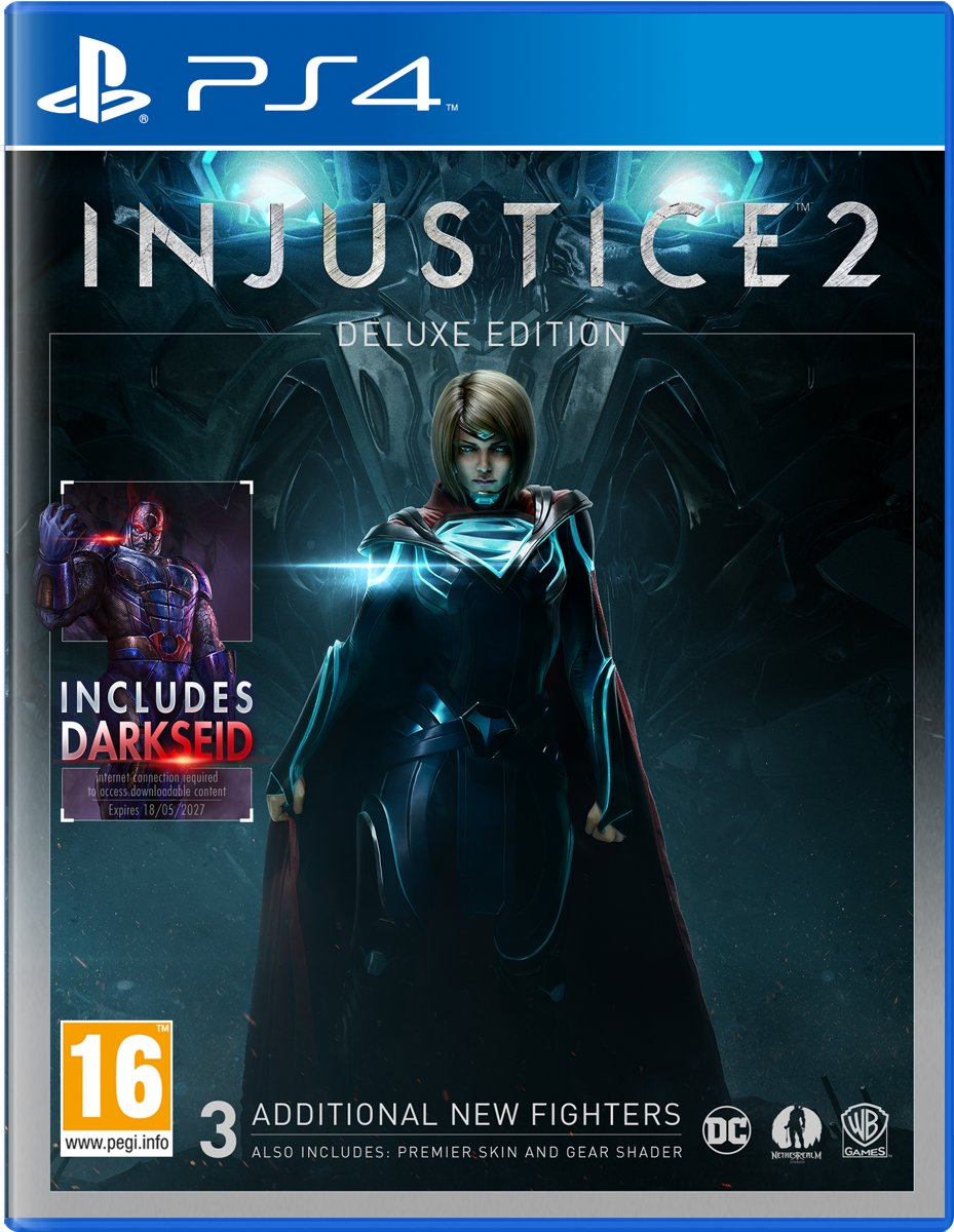 Injustice 2 - Deluxe Edition PlayStation 4