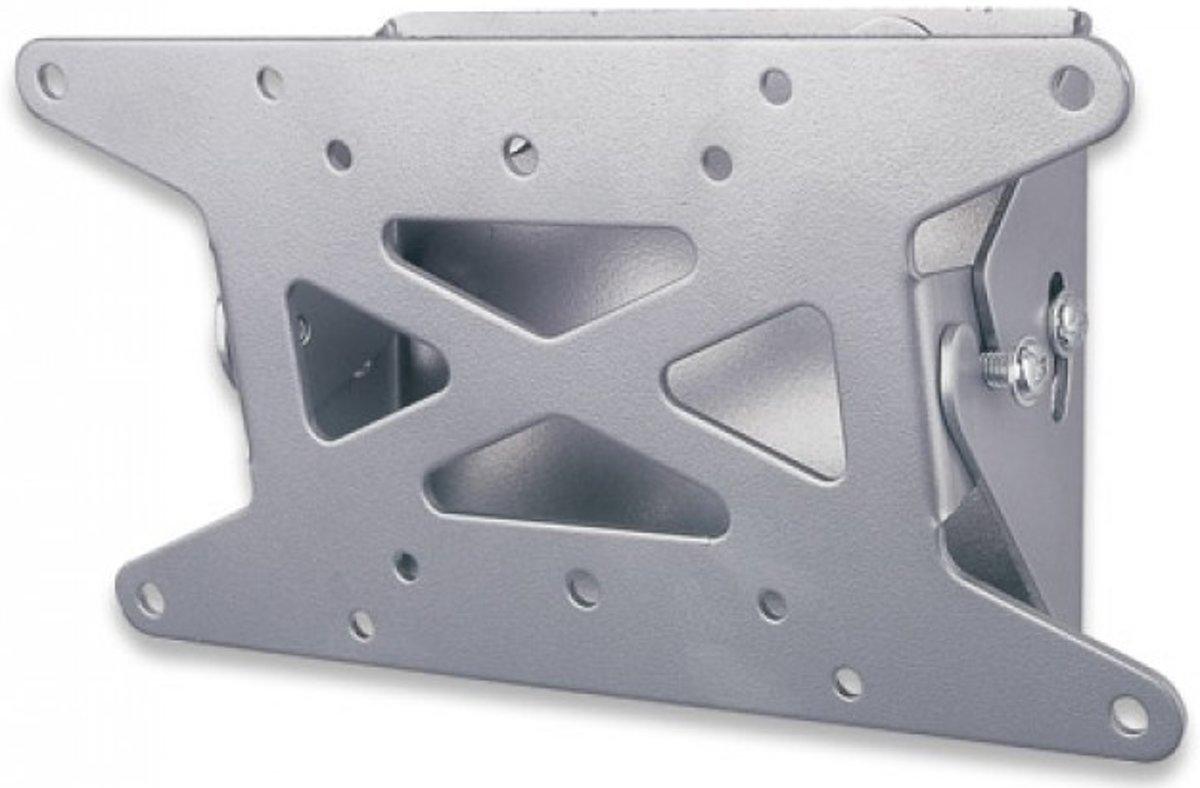 Techly ICA-LCD 109 31'' Zilver flat panel muur steun kopen