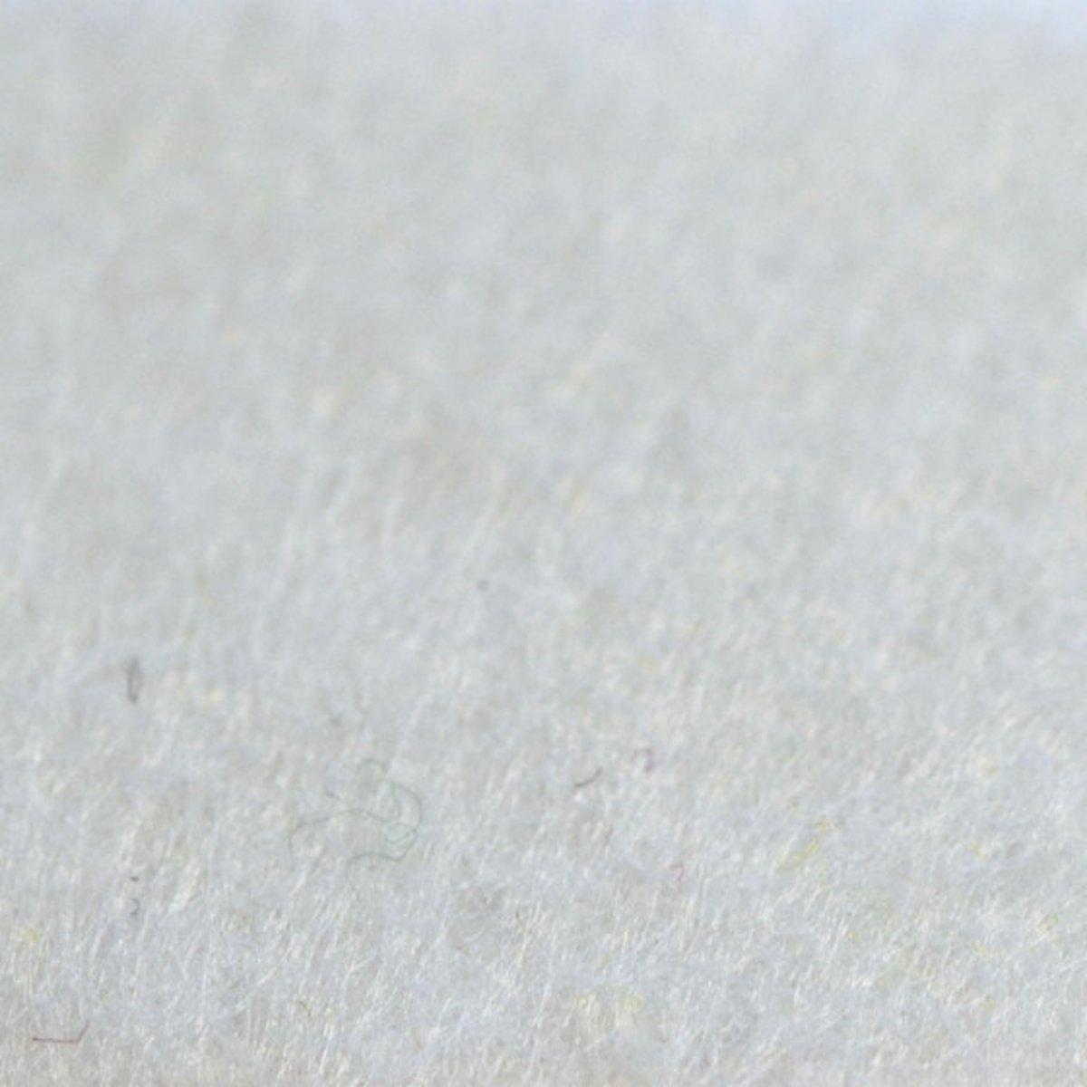 Afbeelding van product Vilt wit 30,5x30,5cm - 2mm x5