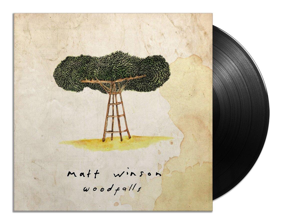 Matt Winson - WOODFALLS -LP+CD- | LP kopen