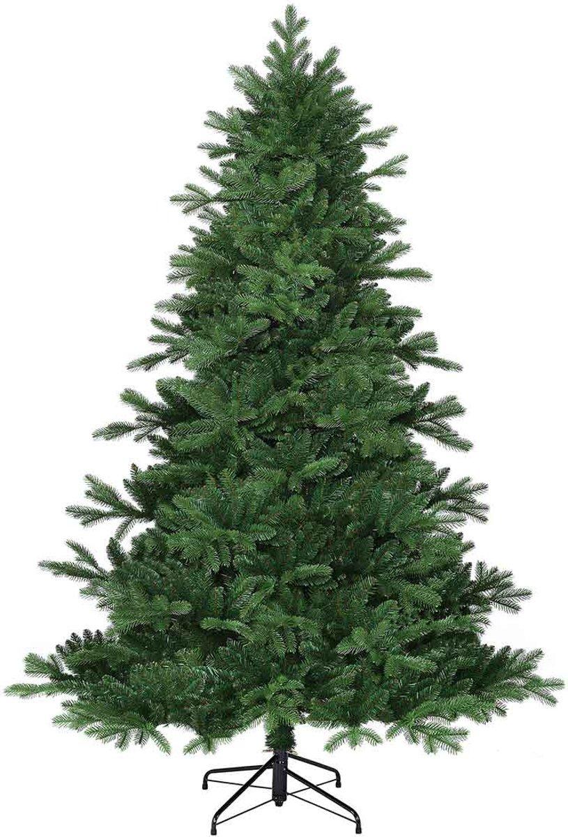 Black Box - Kunstkerstboom Brampton Slim - Groen - 185cm kopen
