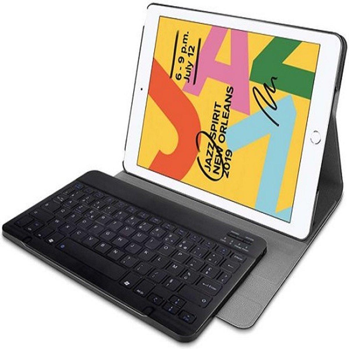 Phonesmart Keyboard Case Black voor Apple iPad 10.2 2019 kopen