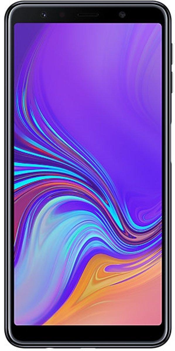 Samsung Galaxy A7 (2018) SM-A750 15,2 cm (6'') 4 GB 64 GB Dual SIM 4G Zwart 3300 mAh kopen