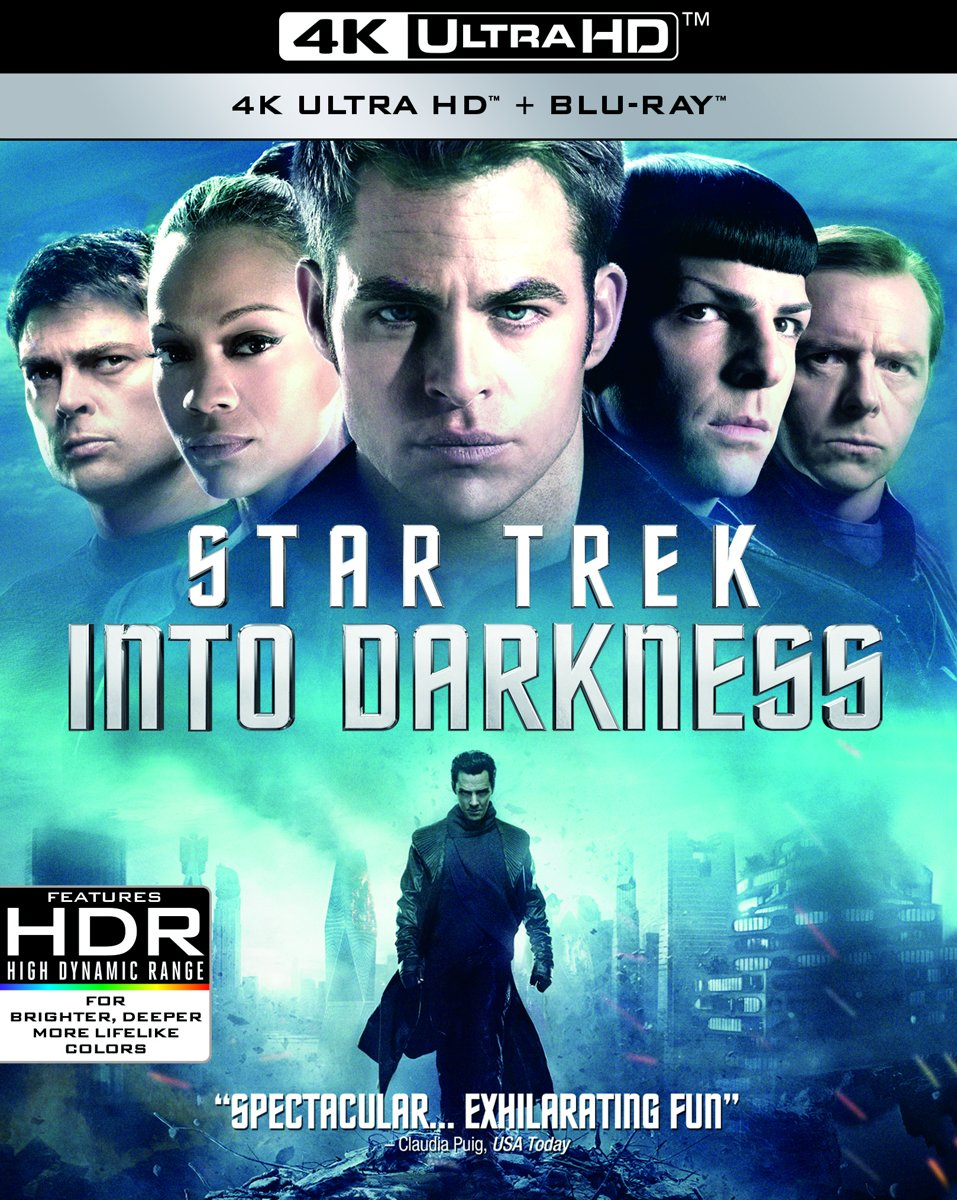 Star Trek Into Darkness (4K Ultra HD Blu-ray)-