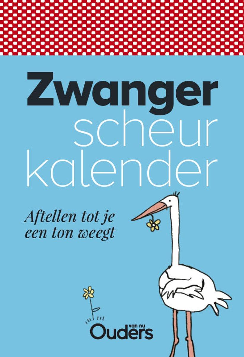Zwanger Scheurkalender