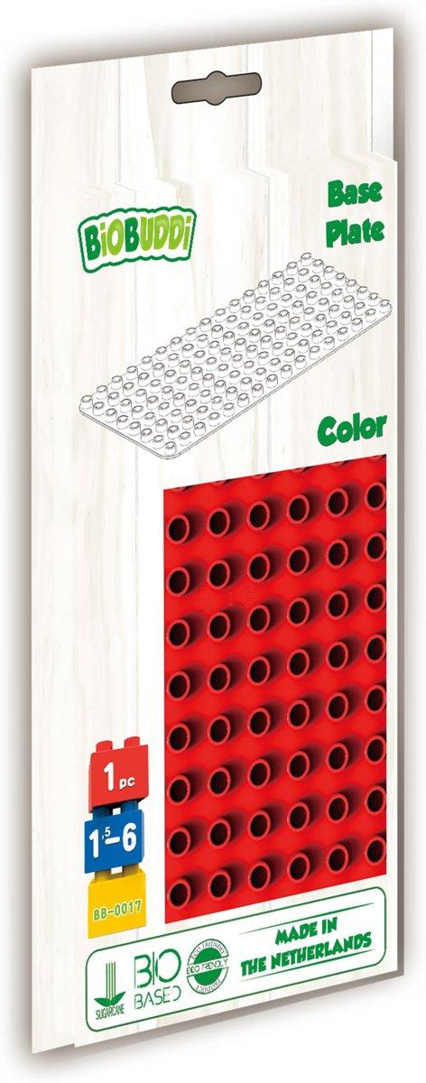 Basisplaat Rood