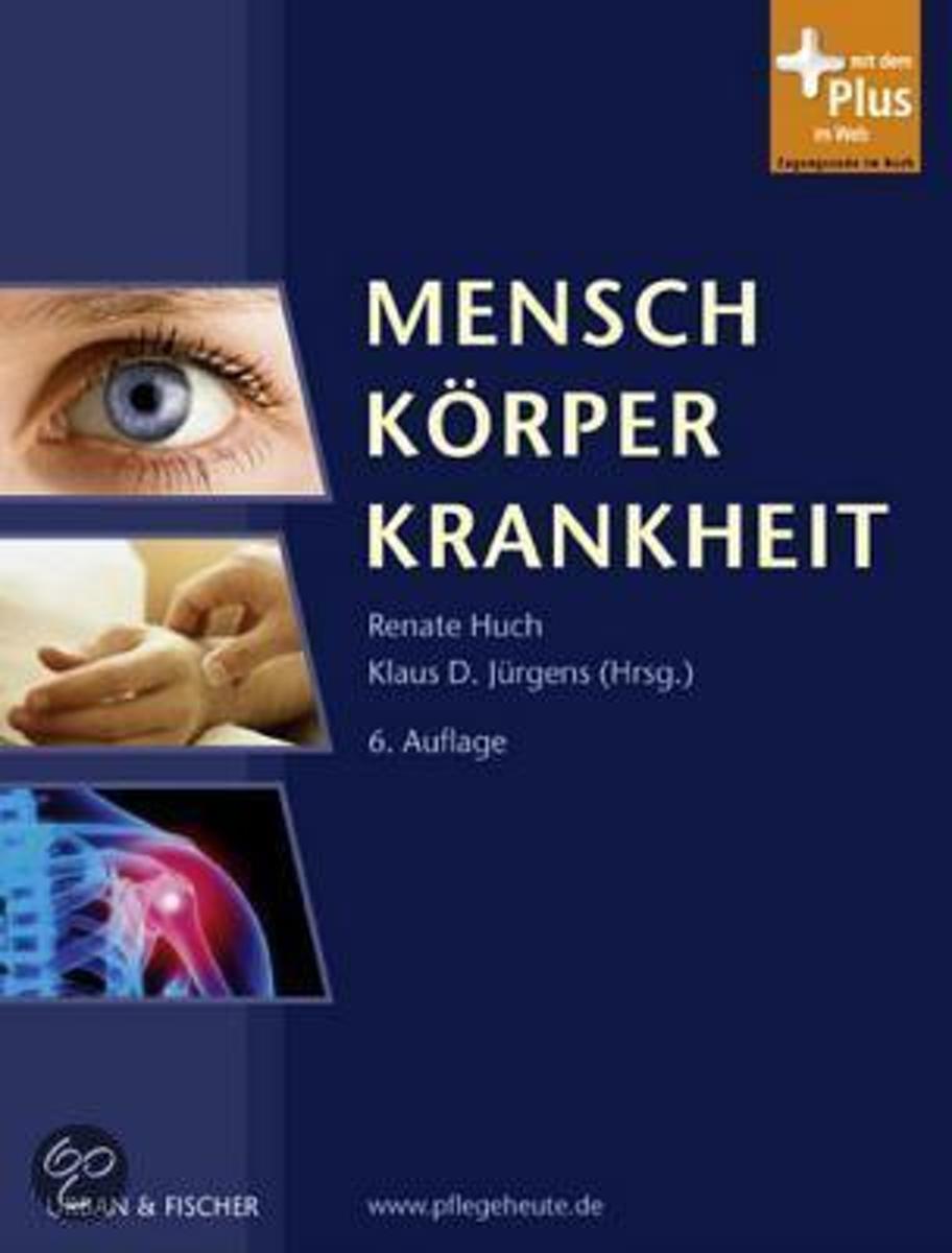 bol.com | Mensch Körper Krankheit (ebook) | 9783437596391 | Boeken