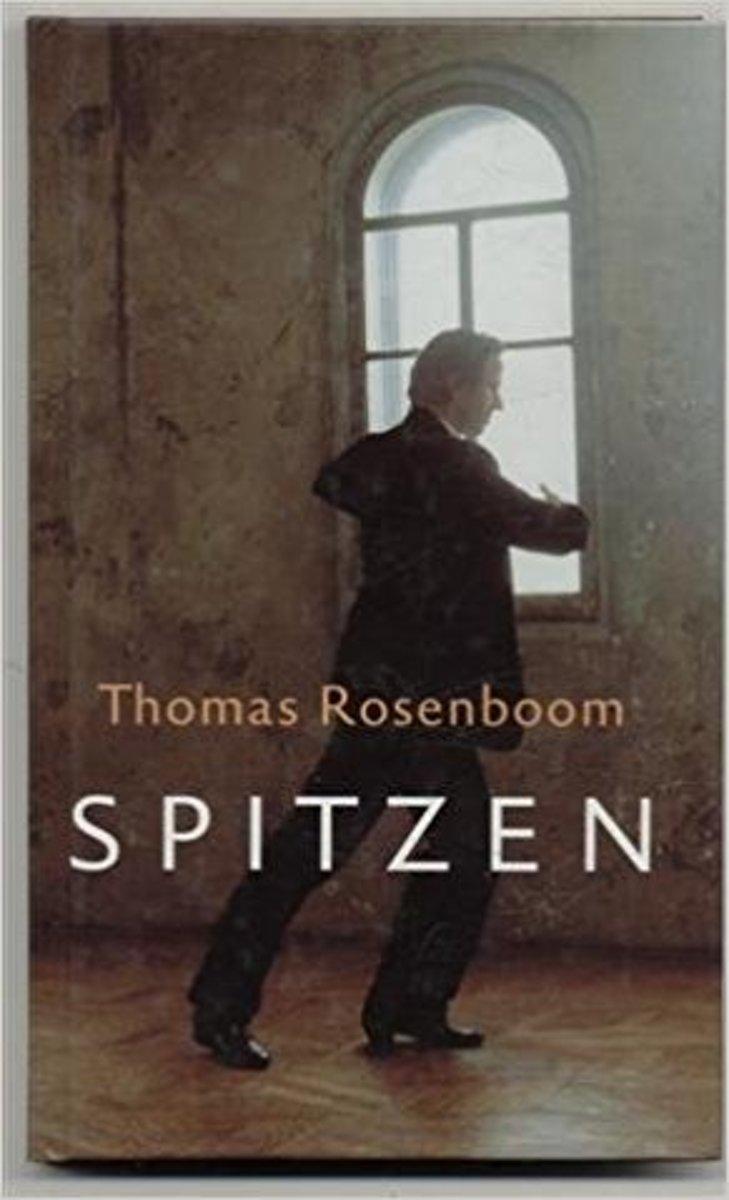 Spitzen (Boekenweekgeschenk...