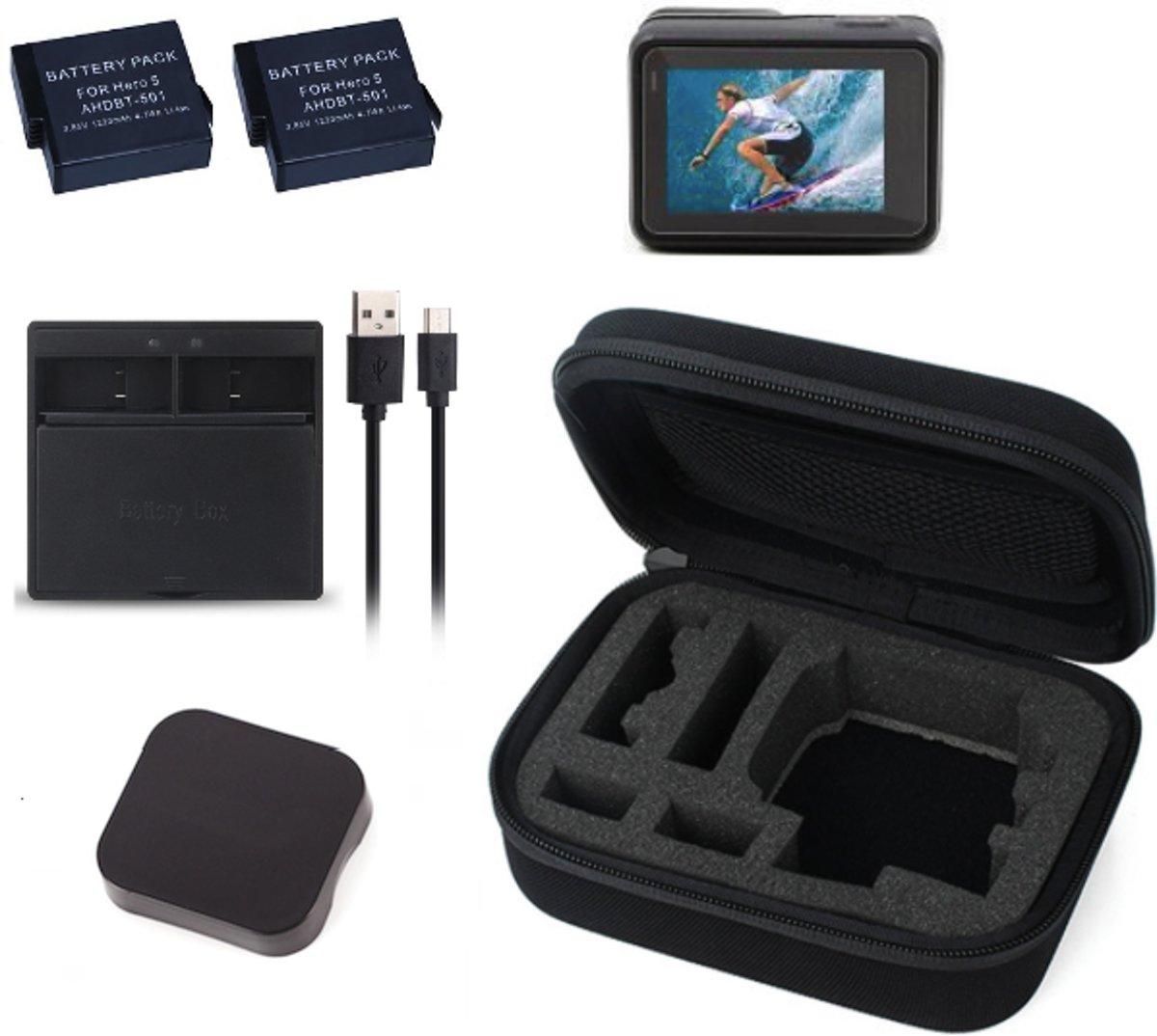 6 in 1 Starters Accessoires Set geschikt voor GoPro Hero 5 6 7 kopen