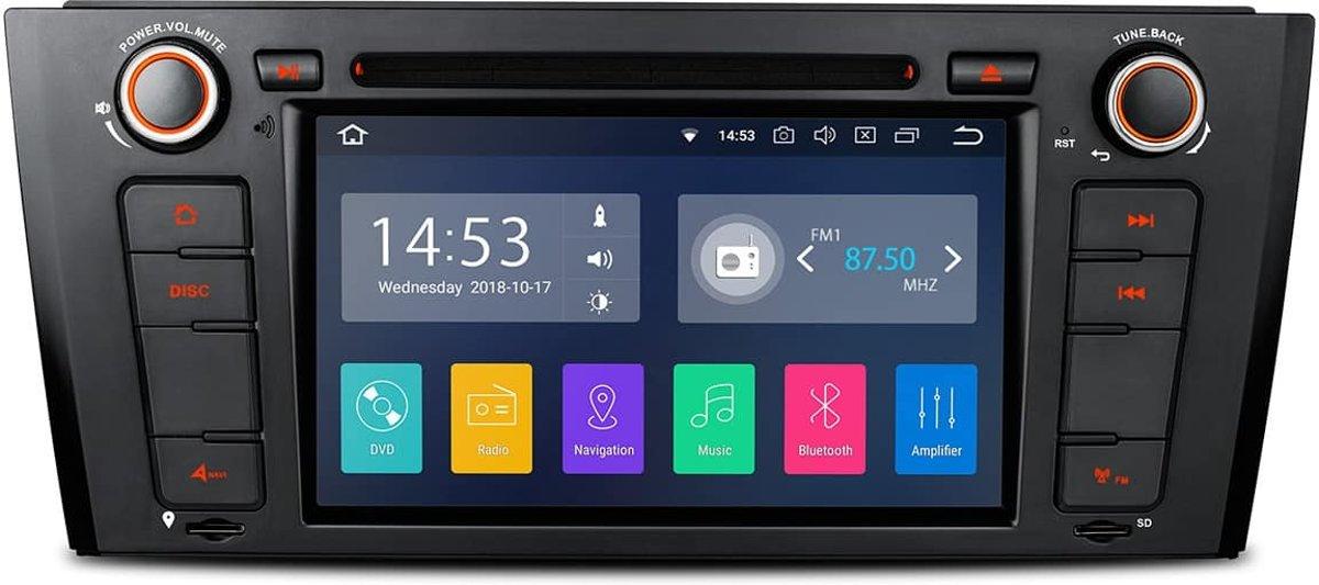 BMW 7 Android 8.1 Quad Core 16GB ROM + 2G RAM autoradio multimedia-navigatiesysteem kopen