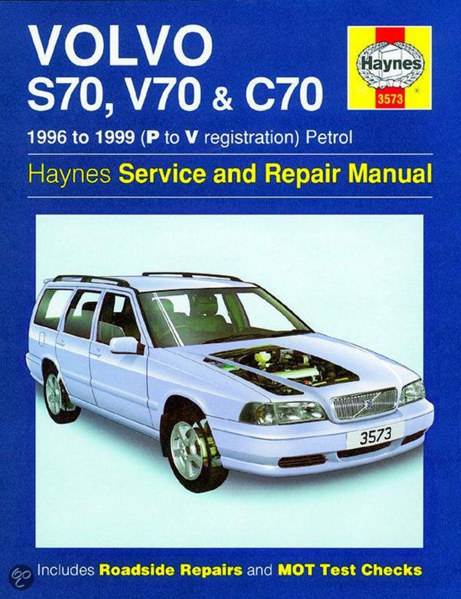 bol.com | Volvo S70, C70 and V70 Service and Repair Manual, R. M. Jex |  9781859605738 | Boeken