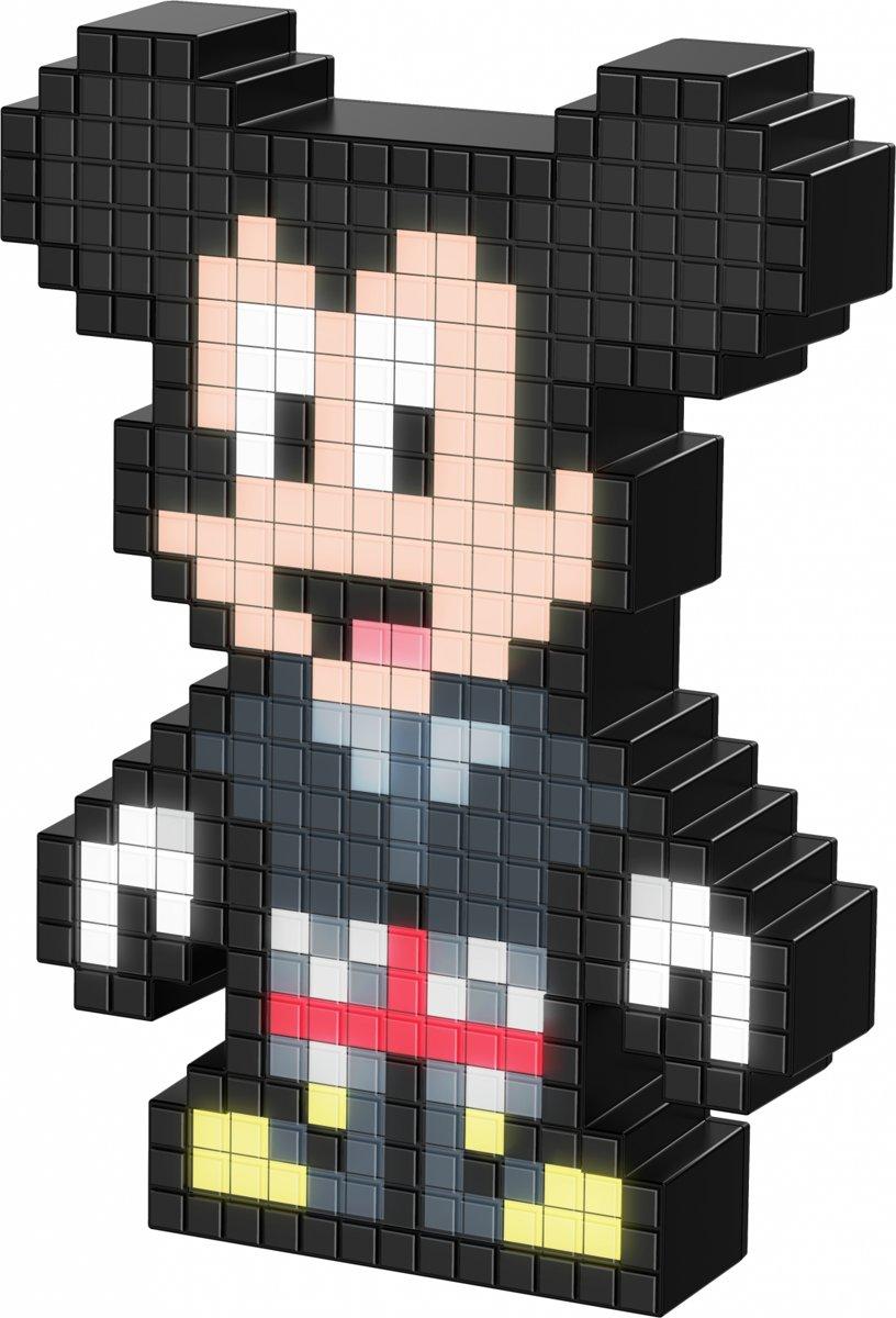 Pixel Pals Lichtfiguur - Kingdom Hearts - King Mickey Mickey - #048