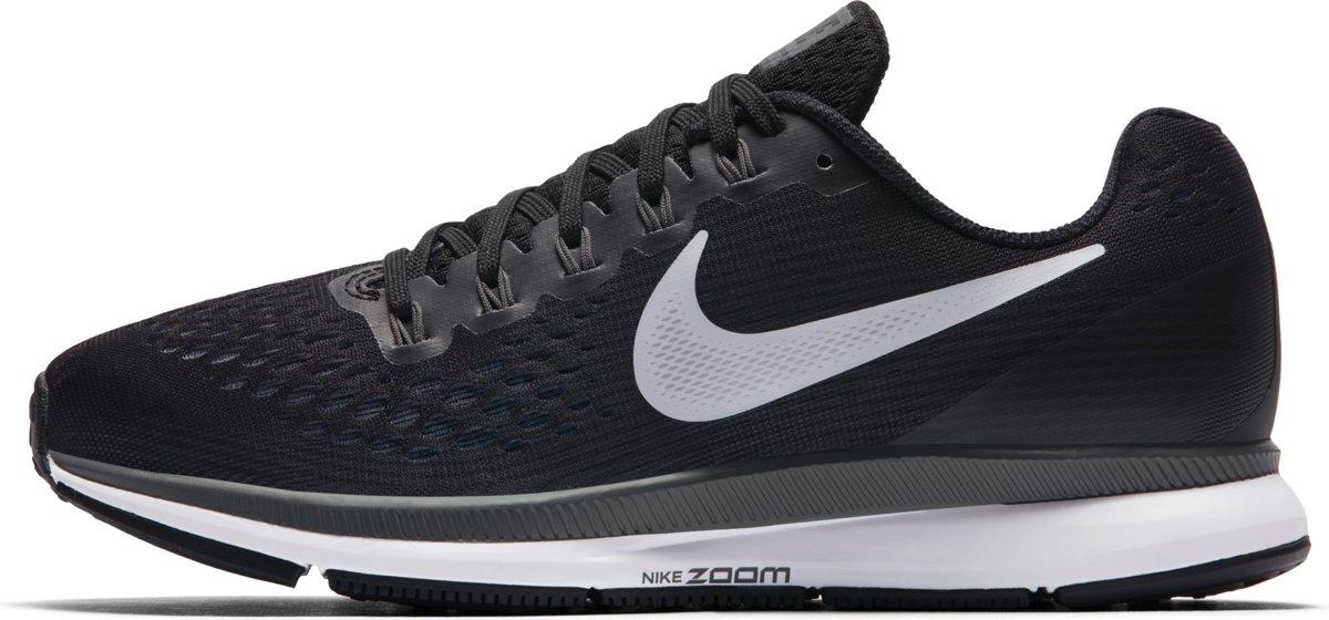 big sale 40cfd e1fef bol.com  Nike Wmns Air Zoom Pegasus 34 Hardloopschoenen Dames -  BlackWhite-Dark Grey-Anthracite
