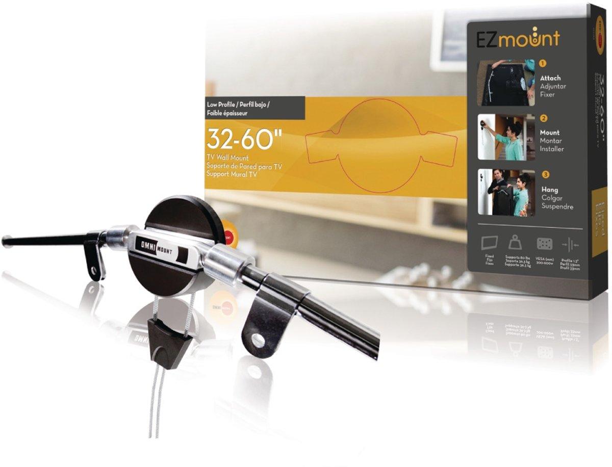 Omnimount EZMount muurbeugel voor schermen tot 60 inch kopen