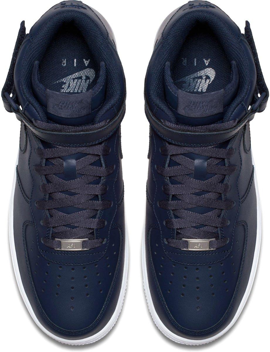 | Nike Air Force 1 Mid '07 315123 415, Mannen, Blauw