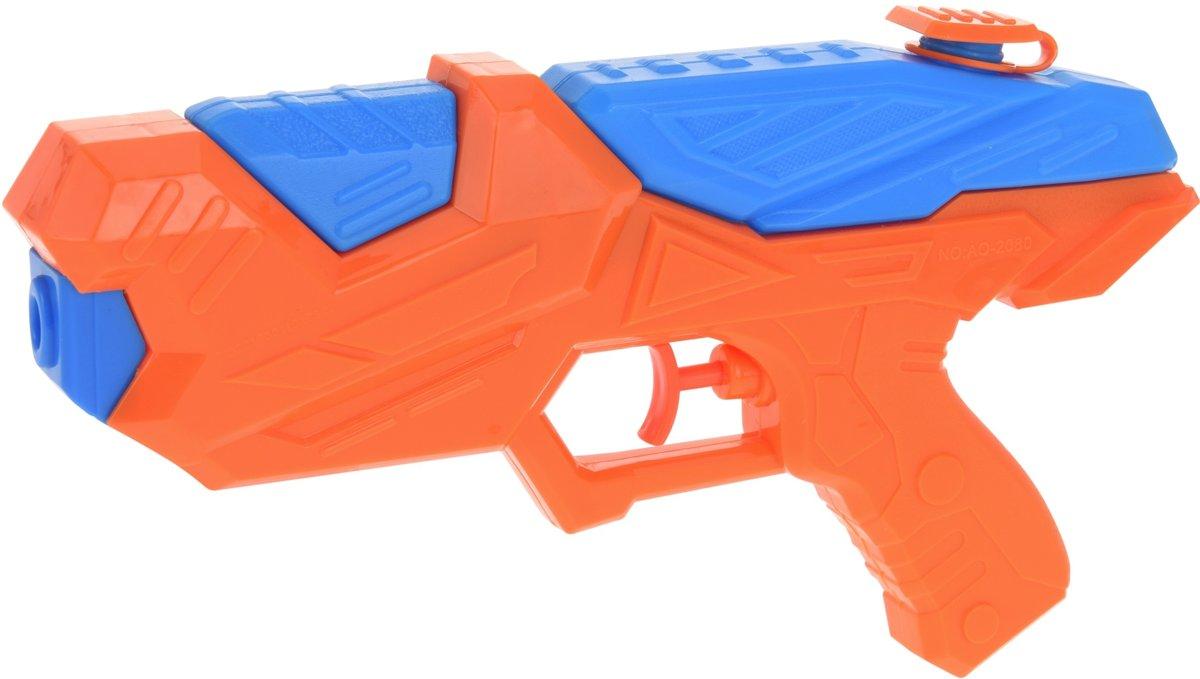 Free and Easy Waterpistool 25 Cm Oranje