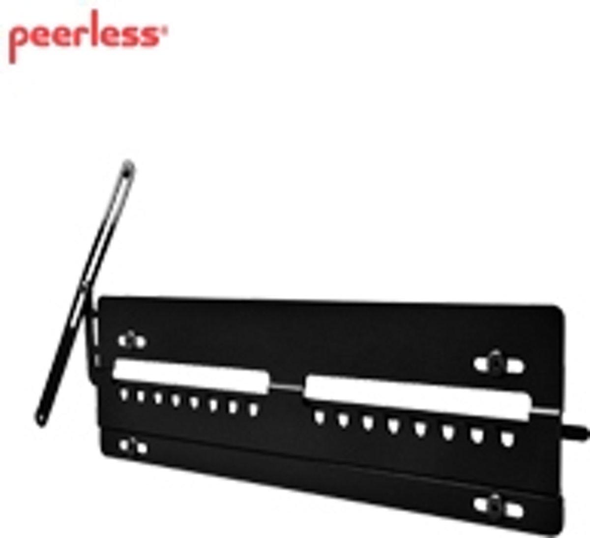 Peerless SUF641 - Kantelbare muurbeugel - Geschikt voor tv's van 23 t/m 46 inch - Zwart kopen