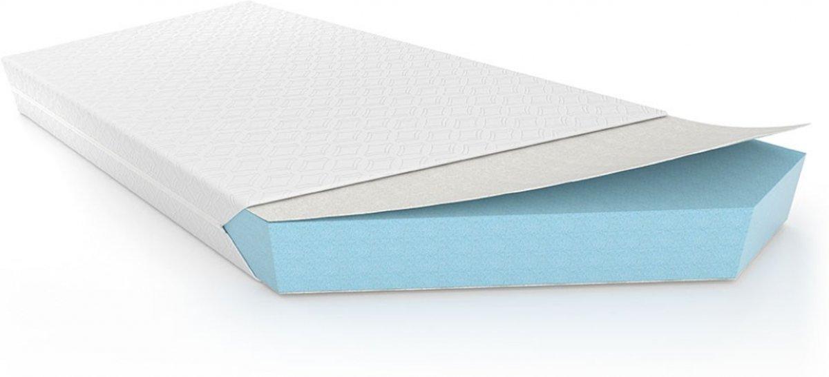 PerfectRookie© matras - 15cm Dik - Betaalbaar Kwaliteitsmatras - 160x200cm - SkyCell Schuim SG25