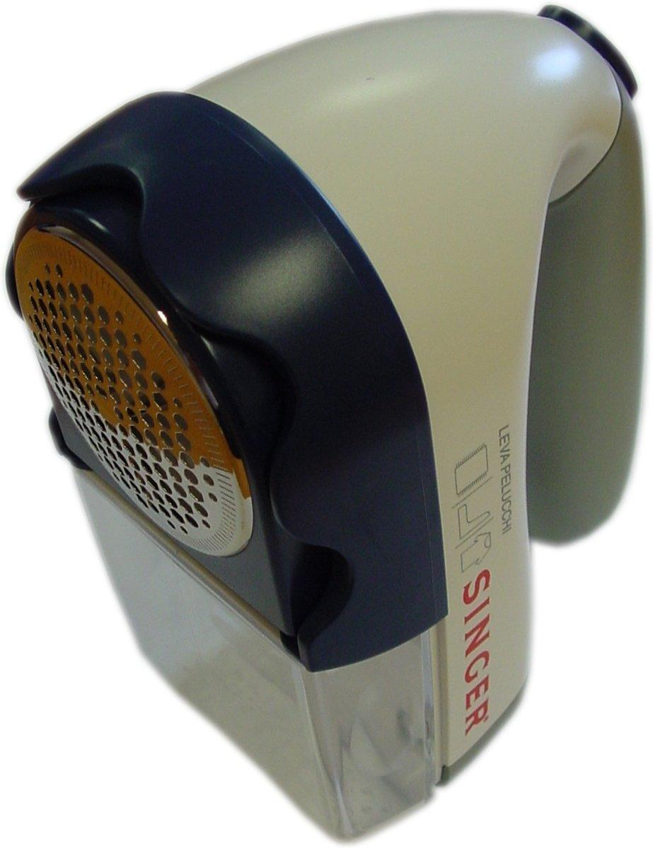 Singer BSM203 - XXL Ontpluizer - Pluizendief - wit/blauw kopen