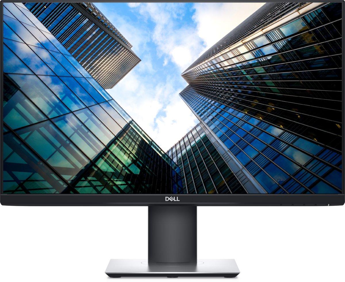 DELL P2419H computer monitor 60,5 cm (23.8'') Full HD LED Flat Mat Zwart