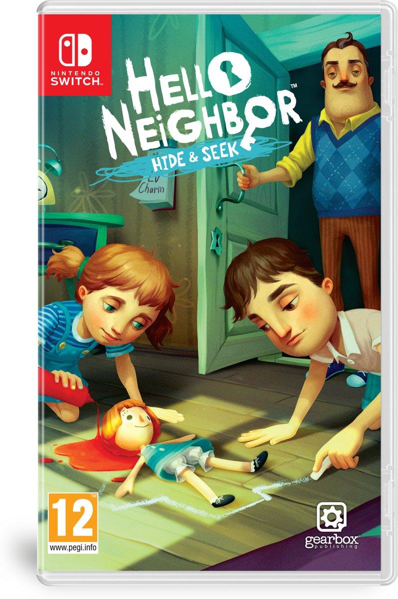Hello Neighbor: Hide & Seek Switch