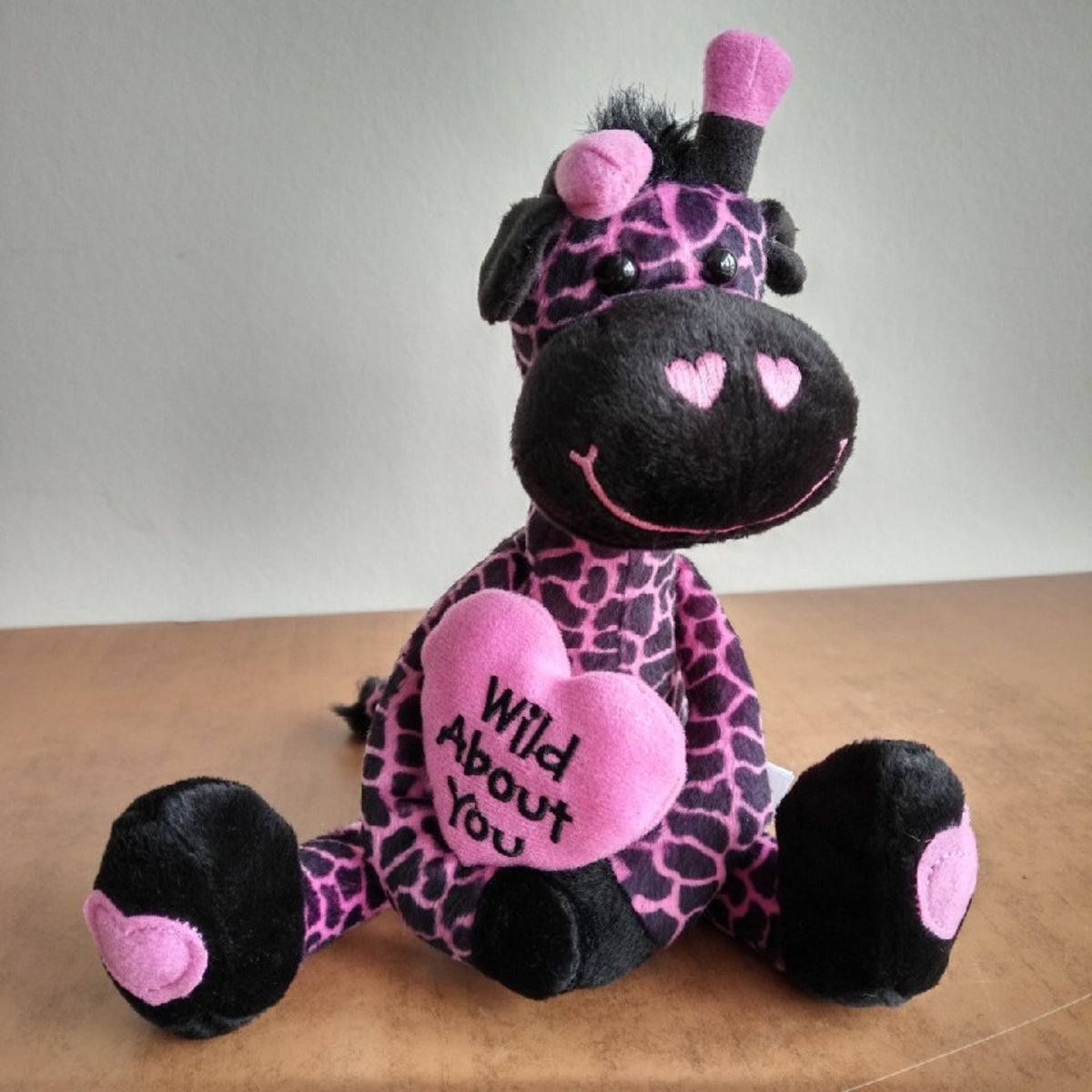GRAPPIG GIRAFJE - WILD ABOUT YOU - 17CM