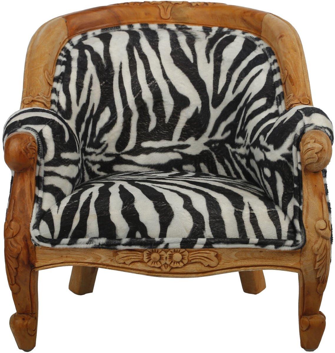 Bureaustoel Met Zebraprint.Bol Com Kinderfauteuil Zebra