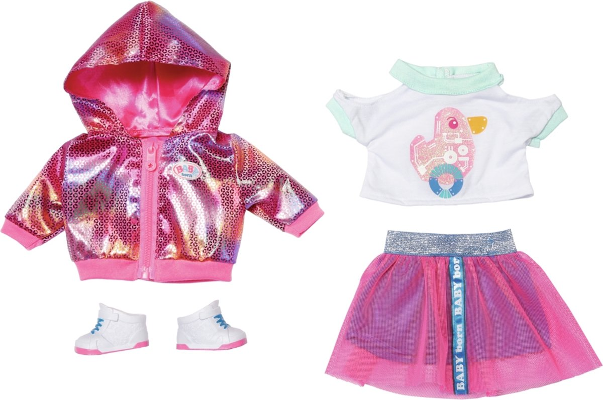 Baby Born city deluxe stijl robot world