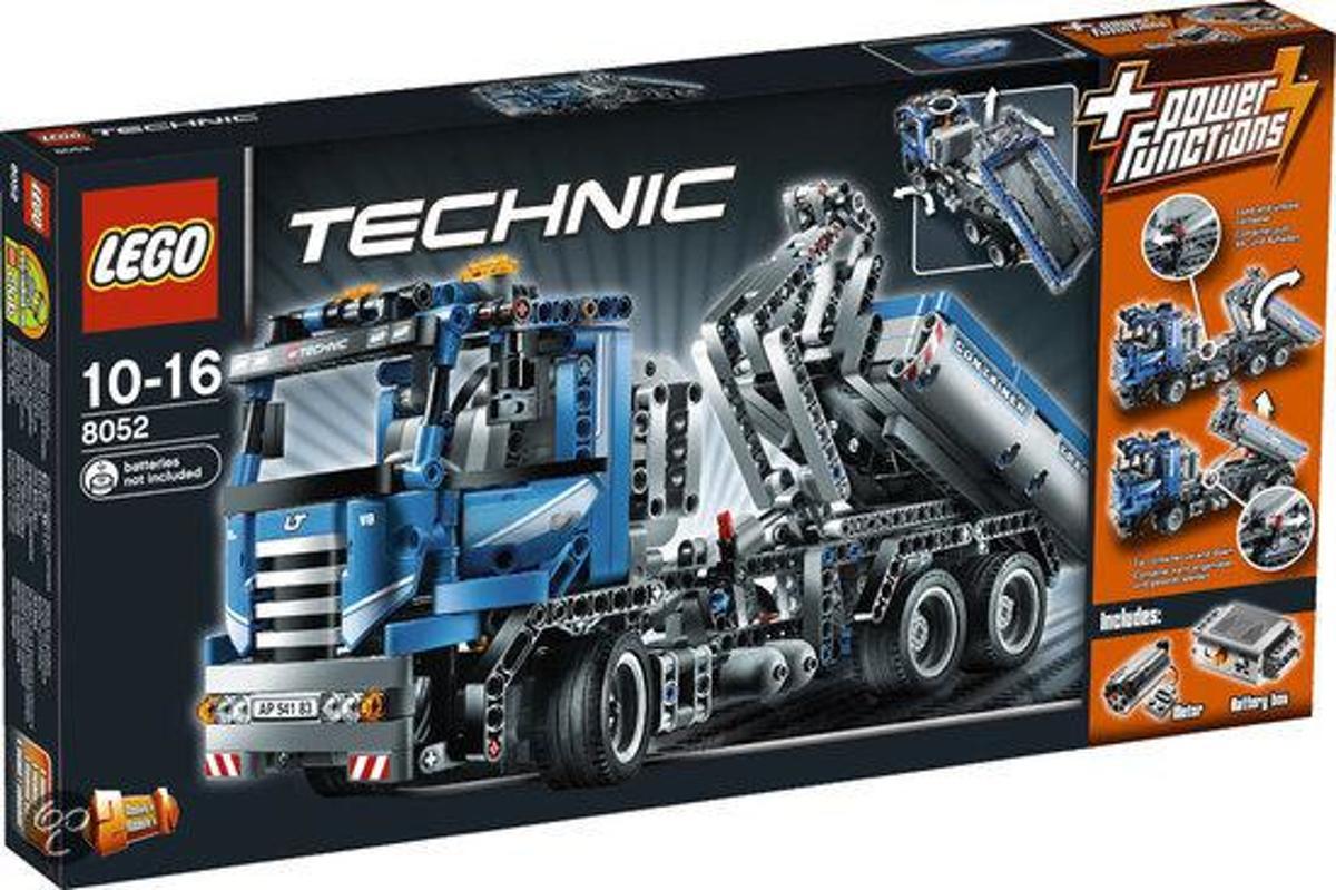 LEGO Technic Container Truck - 8052