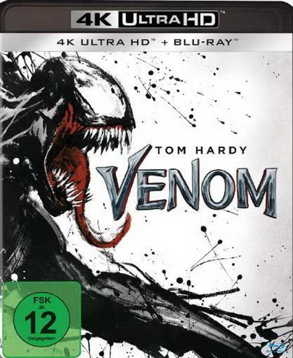 Venom (Ultra HD Blu-ray & Blu-ray)-