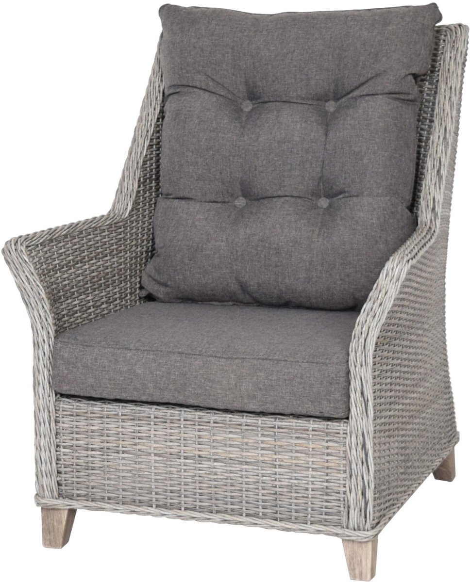 Oxfort Lounge Chair Weathered Grey kopen