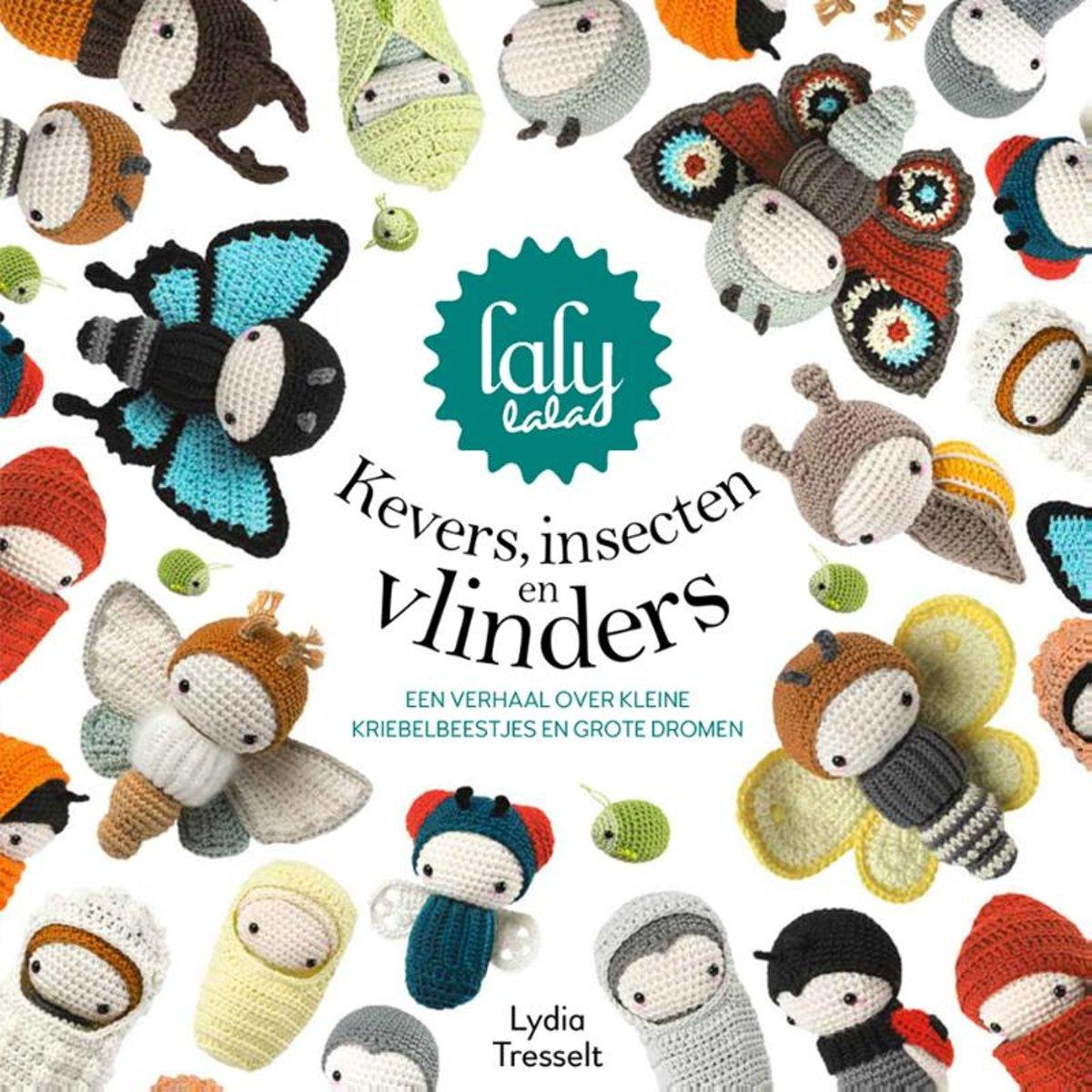 Bolcom Lalylala Kevers Insecten En Vlinders Lydia Tresselt Nl