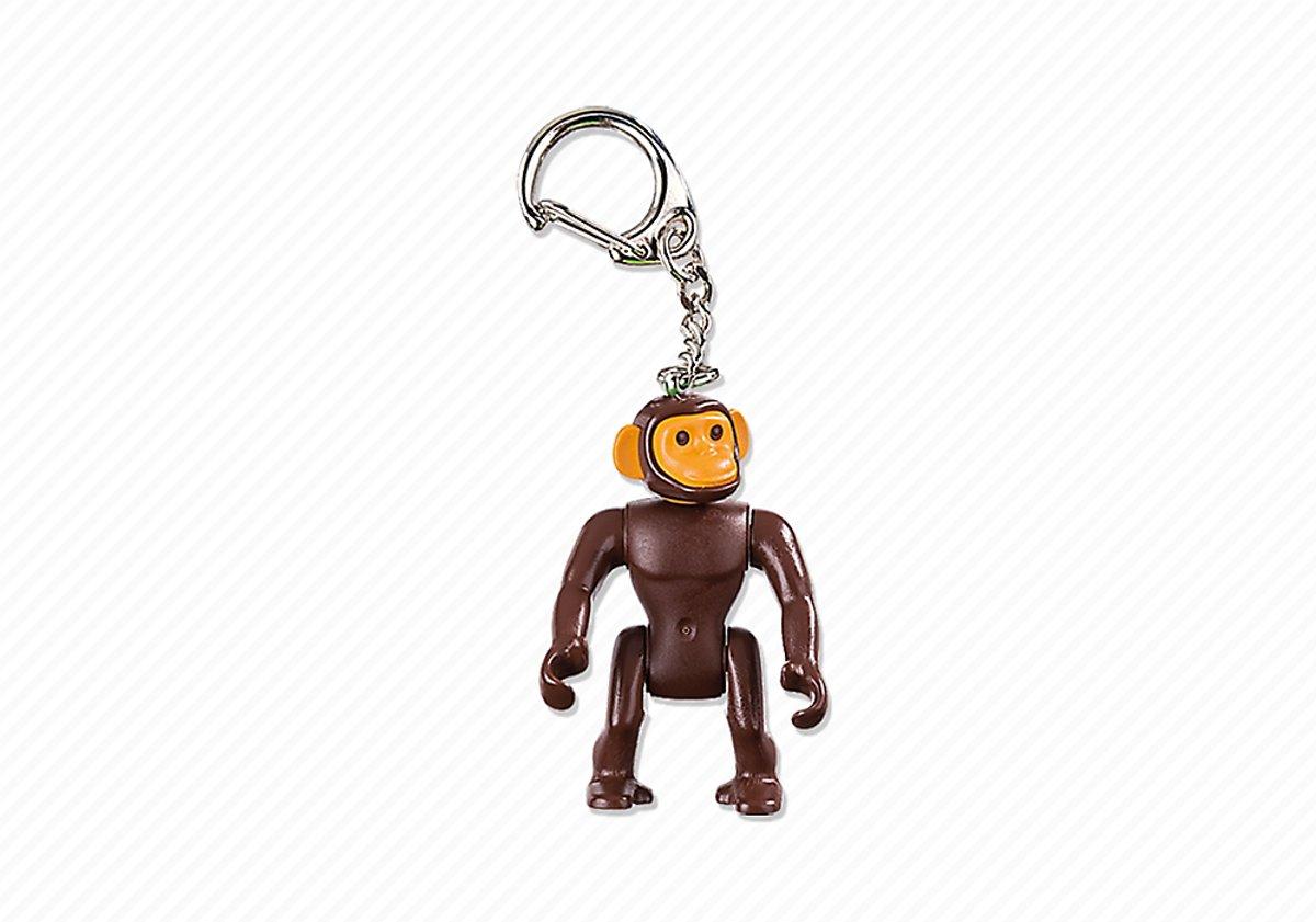 Playmobil Sleutelhanger aap - 6611