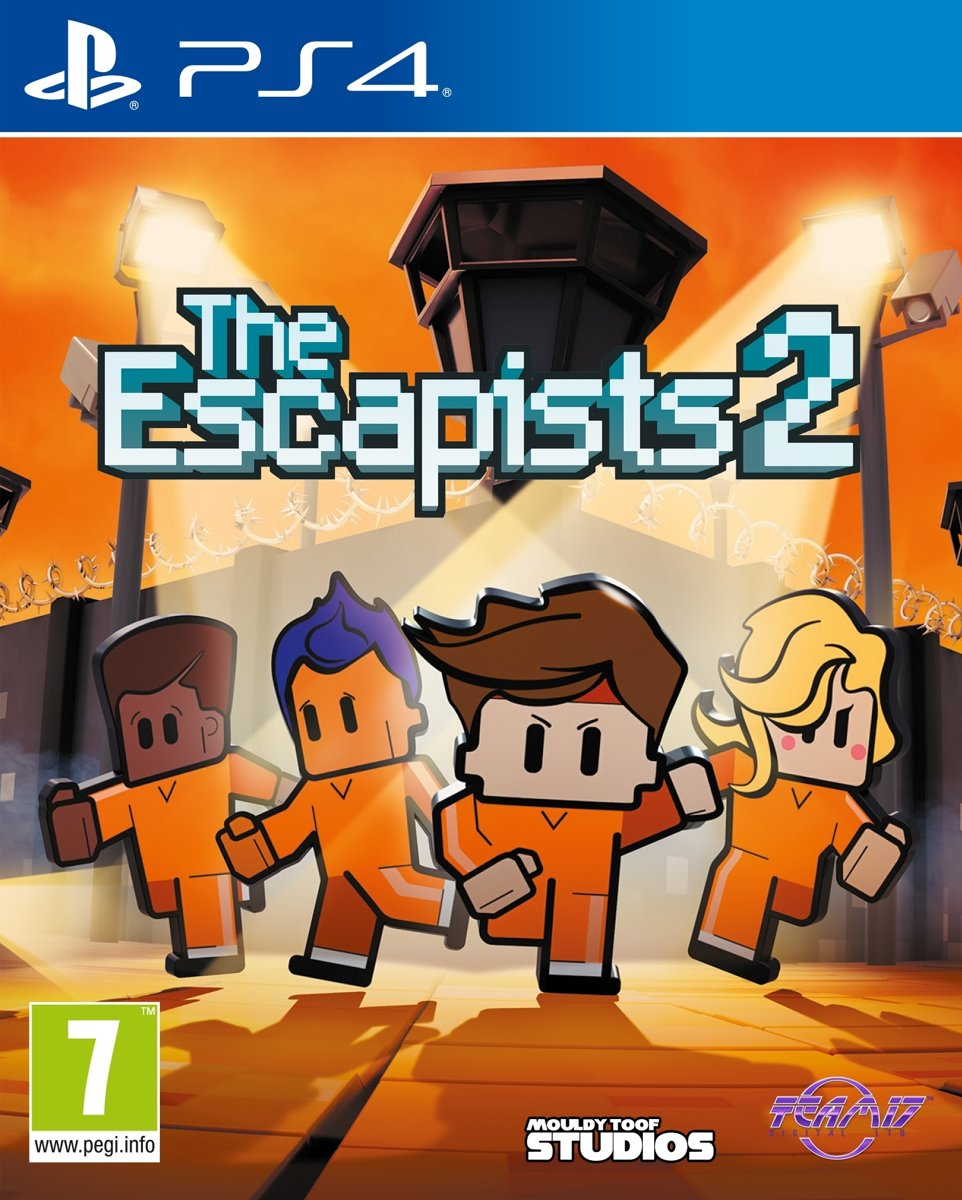 The Escapists 2 PlayStation 4