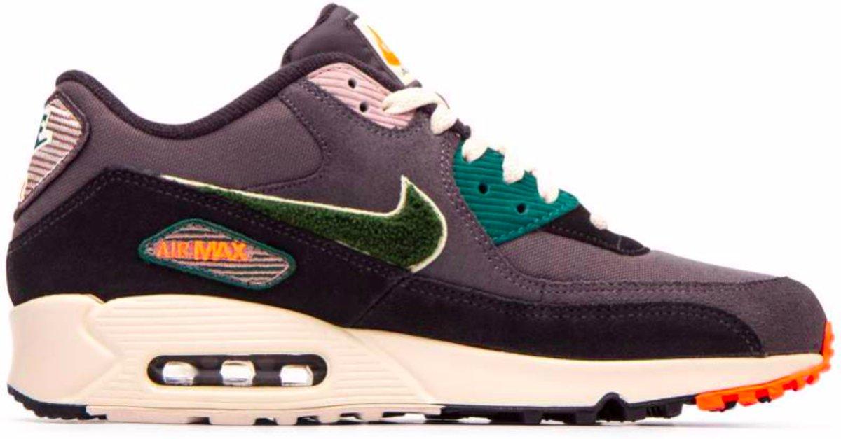 | Nike Air Max 90 Premium SE 858954 002 Grijs 40